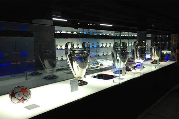 museo FC Barcellona Camp Nou