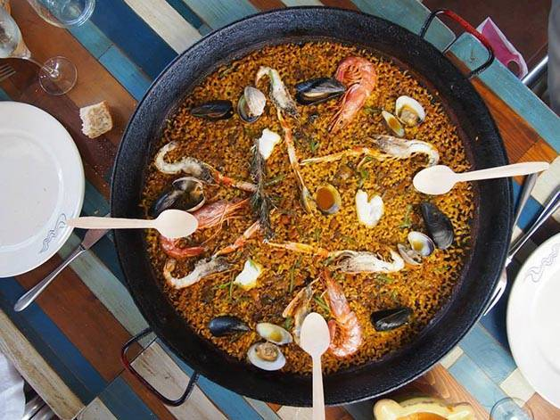 paella weekend gastronomico