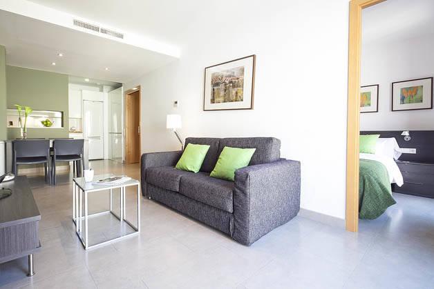 Appartamenti Bonavista: tranquillità e confort a Barcellona