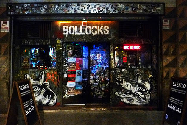 bar rock Bollocks