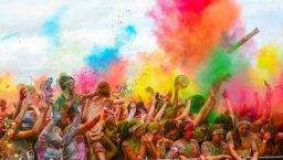 Color Run Barcellona