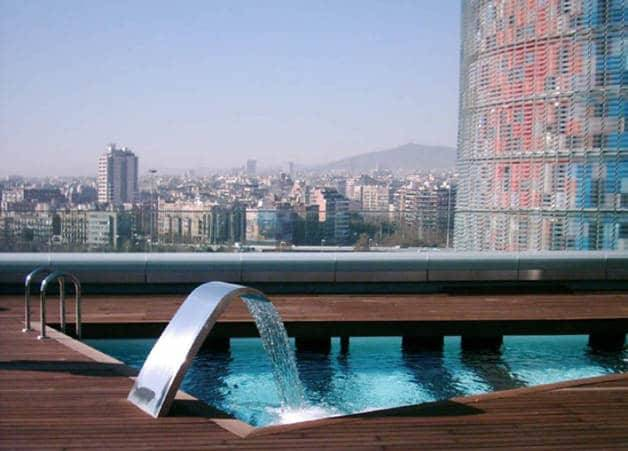 Hotel a Barcellona: The Gates Diagonal Barcelona