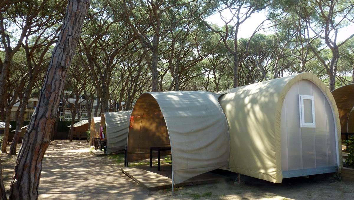 Campeggi Barcellona: i nostri preferiti in riva al mare e